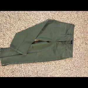 NYDJ Green pants